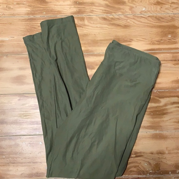 Olive OS leggings